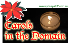 Christmas Carols in the Domain
