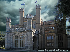 Sydney Government House