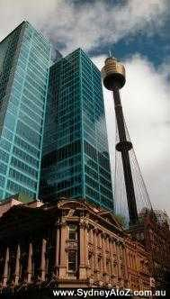 AMP Tower - Sydney